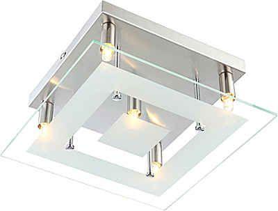 Deckenleuchte, inkl Leuchtmittel, 5 flammig, Wofi חדר מגורים - moderne deckenleuchten fur wohnzimmer