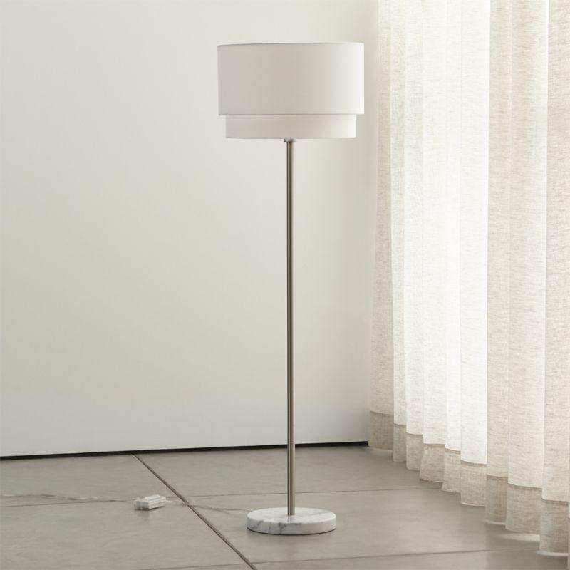 Meryl Vertical Floor Lamp Reviews Crate And Barrel Floor Lamp Bedroom Floor Lamp Lamp