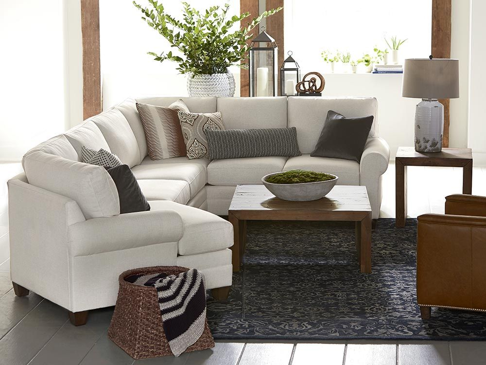 Gallery View | Sectional sofas living room, Living room ...