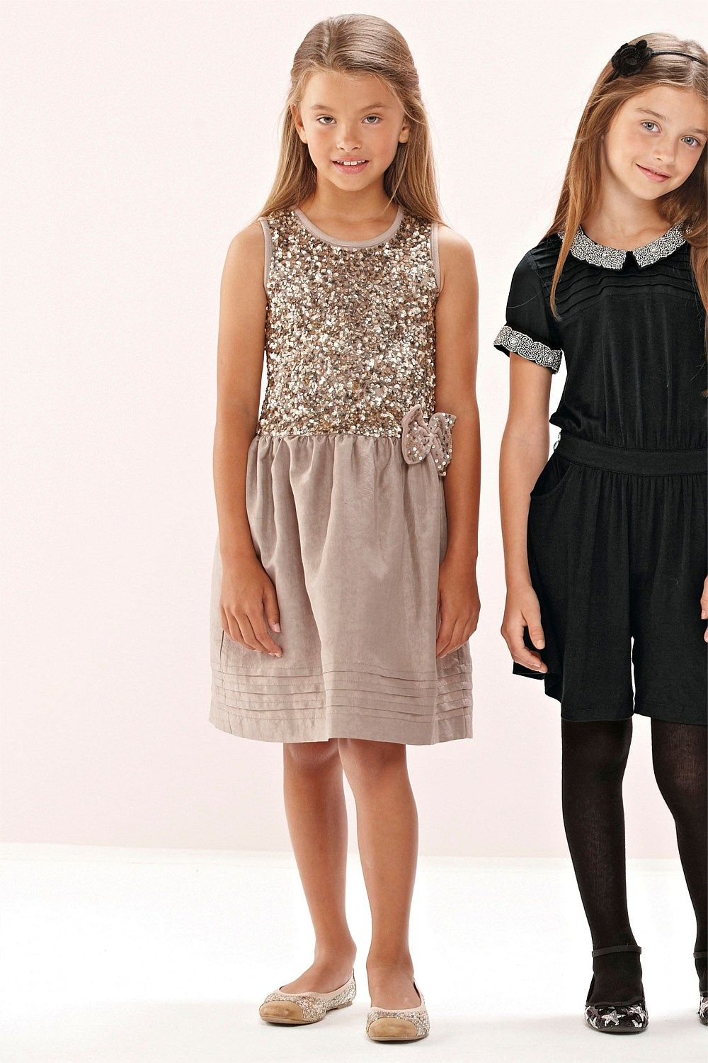 20d2a09c6 Kid's Clothing - Kidswear and Clothes for Children - Next Sequin Prom Dress  - EziBuy Australia