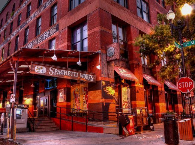 The Old Spaghetti Works Omaha Market Ne