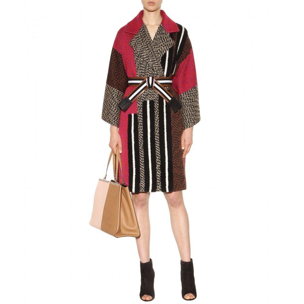 Wool coat - Fendi - Italianist.com