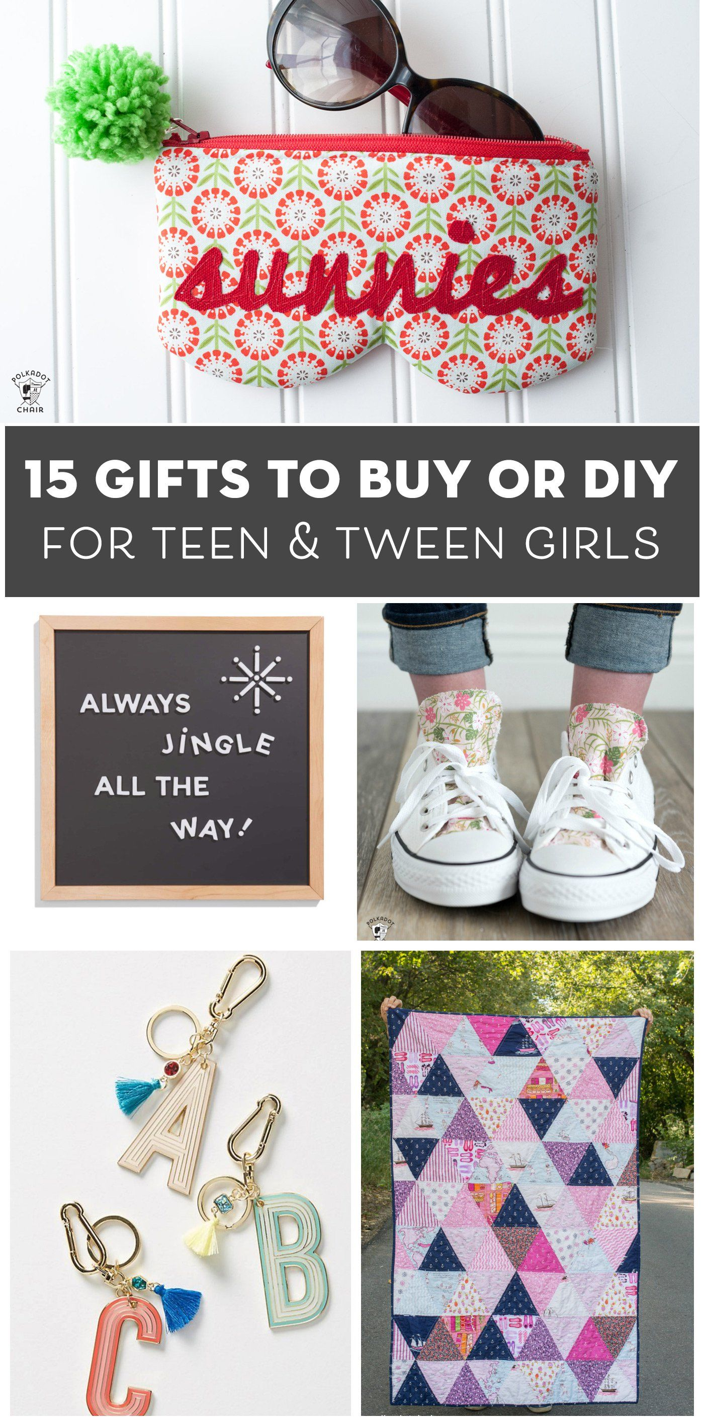 Gift Ideas For Teenage Girls Gifts To Make Buy Stocking