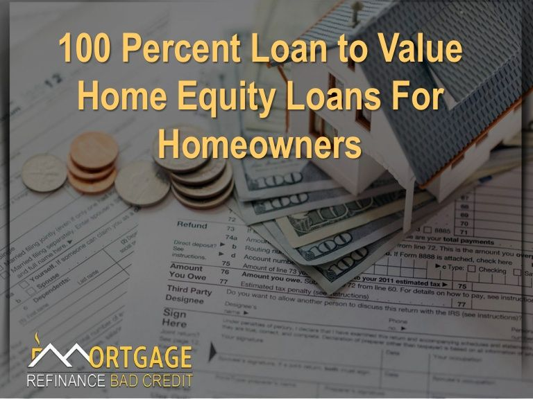 100 percent loan to value home equity loans helps homeowners to - free application form