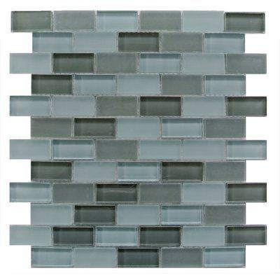 Abolos Free Flow 1 X 2 Glass Mosaic Tile Color Mosaic Wall Tiles Glass Mosaic Tiles Mosaic Glass