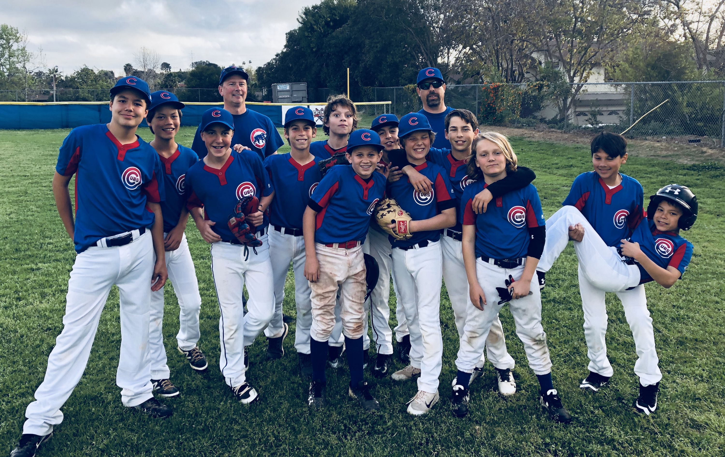 The Encinitas National Little League Cubs Lost 2 9 But Are Still Smiling Aci Is Rooting For Them Littleleague Sponsor Baseb Cubs Lose Little League League