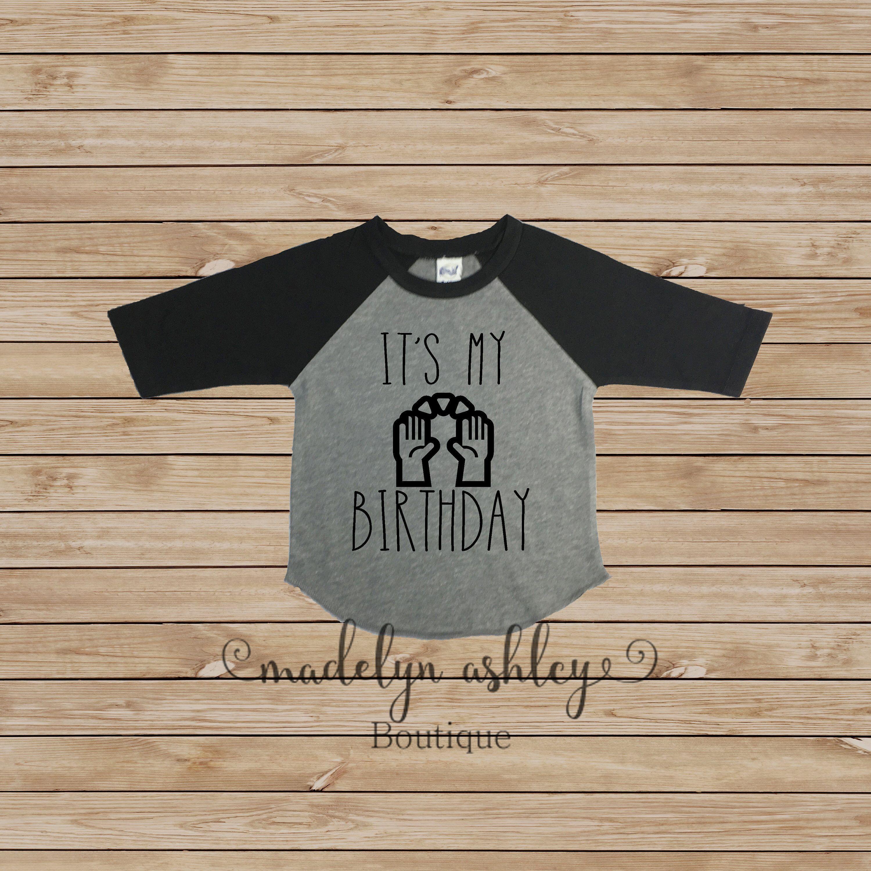 My Etsy Shop Birthday Shirt For Boy Boys First Outfit 1st Emoji