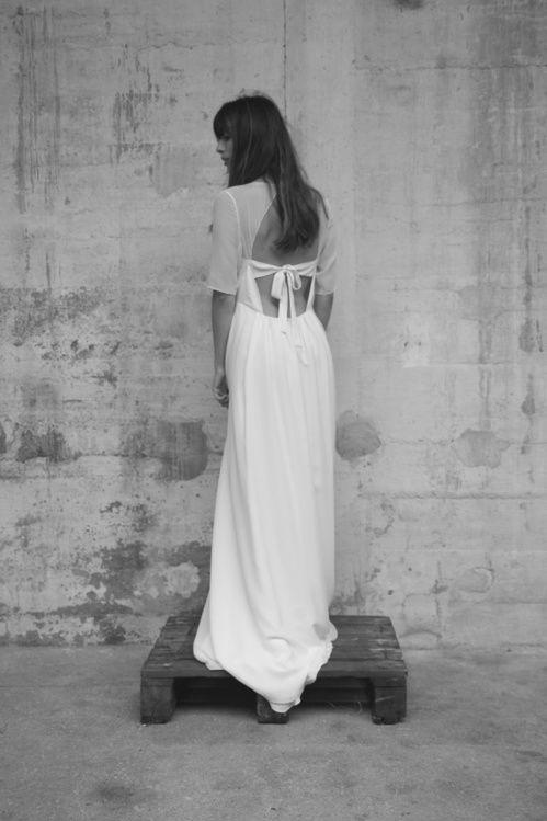 La collection de robes de mariée Elise Hameau