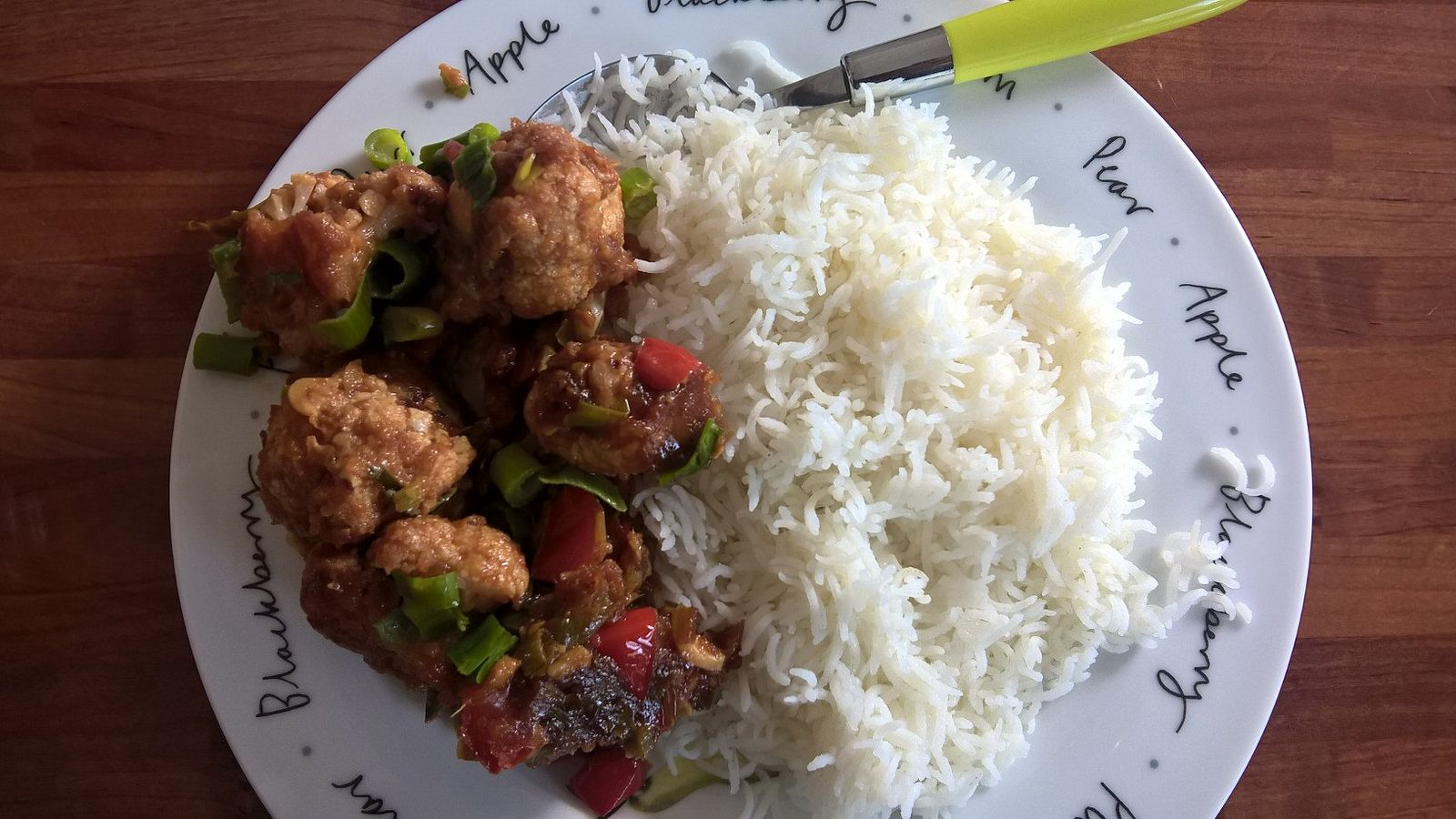 Indian Dinner Plate Of Rice And Curry Indian Dinner Indian Food Recipes Food