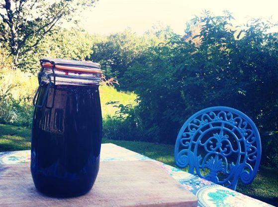 De Tout Coeur Limousin: Home-made Blackberry Liqueur - Happy Apero O'Clock