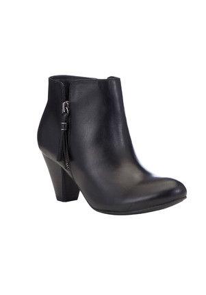 Tesco | F\u0026F Leather Ankle Boots \u003e boots