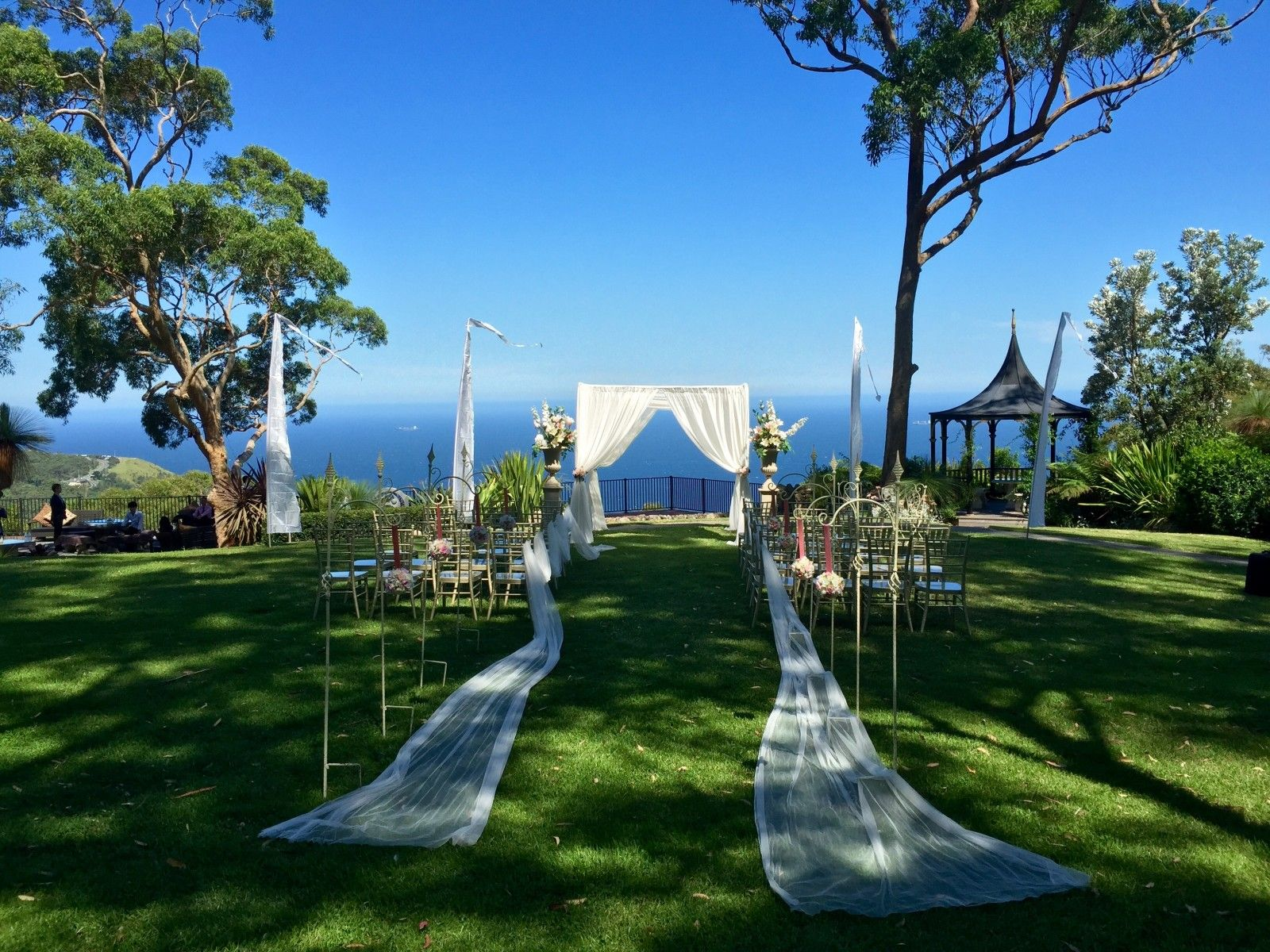 Wedding reception venues adelaide sa south australia - Outdoor Wedding With An Amazing View Check Out This Beautiful Location Surrounded By Nature And The Ocean Create Unforgettable Memories At This Ideal