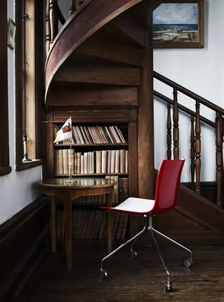 Pin On Library, Spiral Staircase Storage