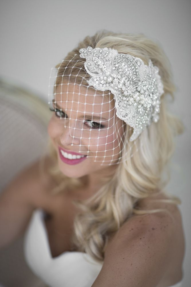 find this pin and more on wedding themes image of rhinestone lace wedding head piece