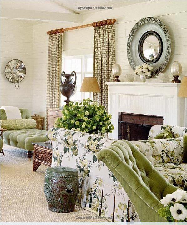 Sarah Richardson, Living Room Decor