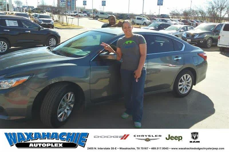 Waxahachie Dodge Chrysler Jeep Customer Review WE ARE NOT
