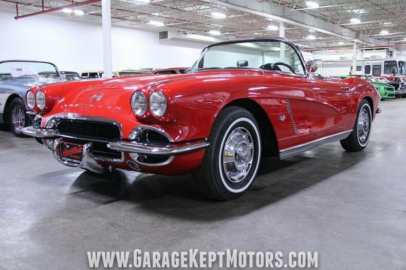 Ebay Advertisement 1962 Corvette Convertible 1962 Chevrolet