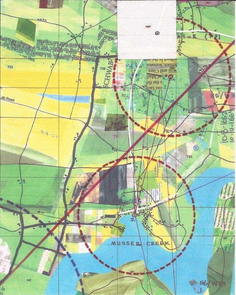 Jerry's Map (1963-2014).   Carte magique, Cartes, Grand voyageur