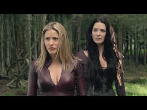 Legend Of The Seeker - Kahlan & Cara - Women On A Mission. - YouTube