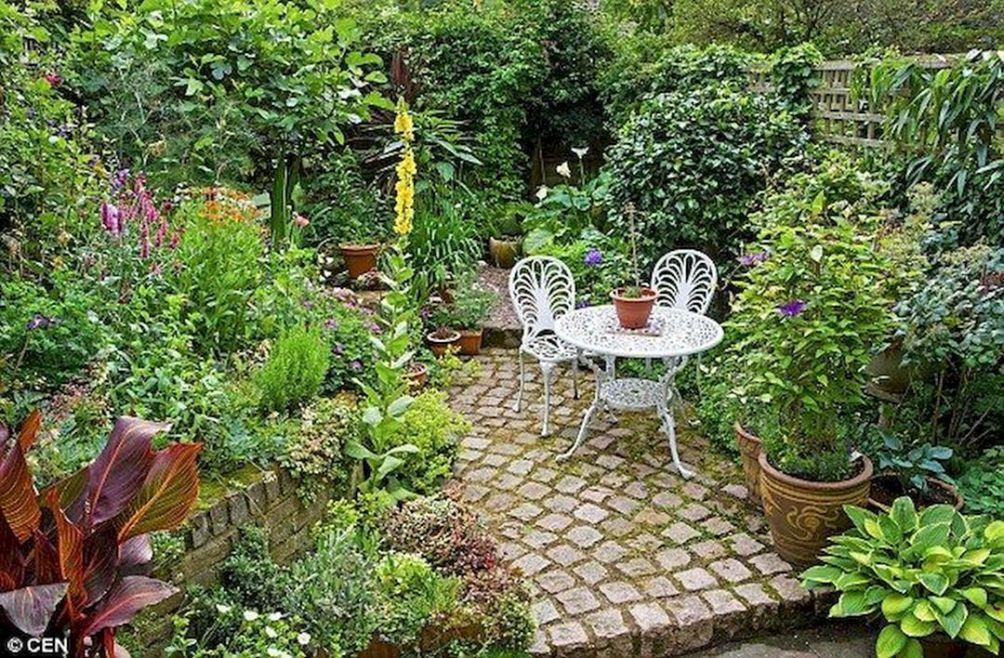 Beautiful Small Cottage Garden Design Ideas 70 Small Courtyard Gardens Cottage Garden Design Small Gardens