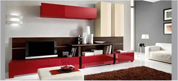Soggiorno con tavolo incorporato | Casa e arredamento | Pinterest