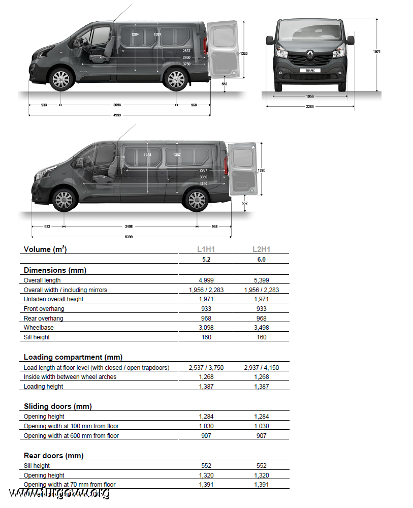 Medidas interiores de las furgos esquemas ideas camper pinterest esquemas interiores y - Medidas interiores furgonetas ...