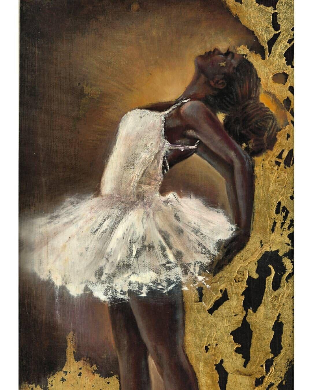 Pin Herlucidsky Afro-textured Art