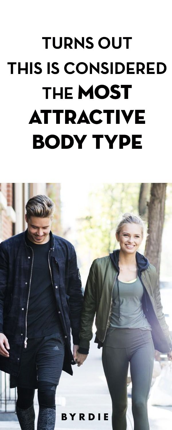 Attractive body types