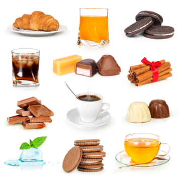 Refined carbohydrate list Food, Bad carbohydrates