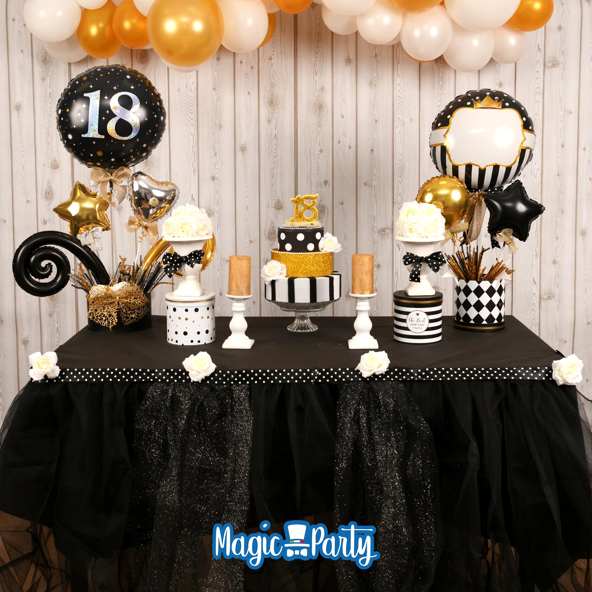 Addobbi Tavola Per Halloween 🍰 stai organizzando una festa per un diciottesimo