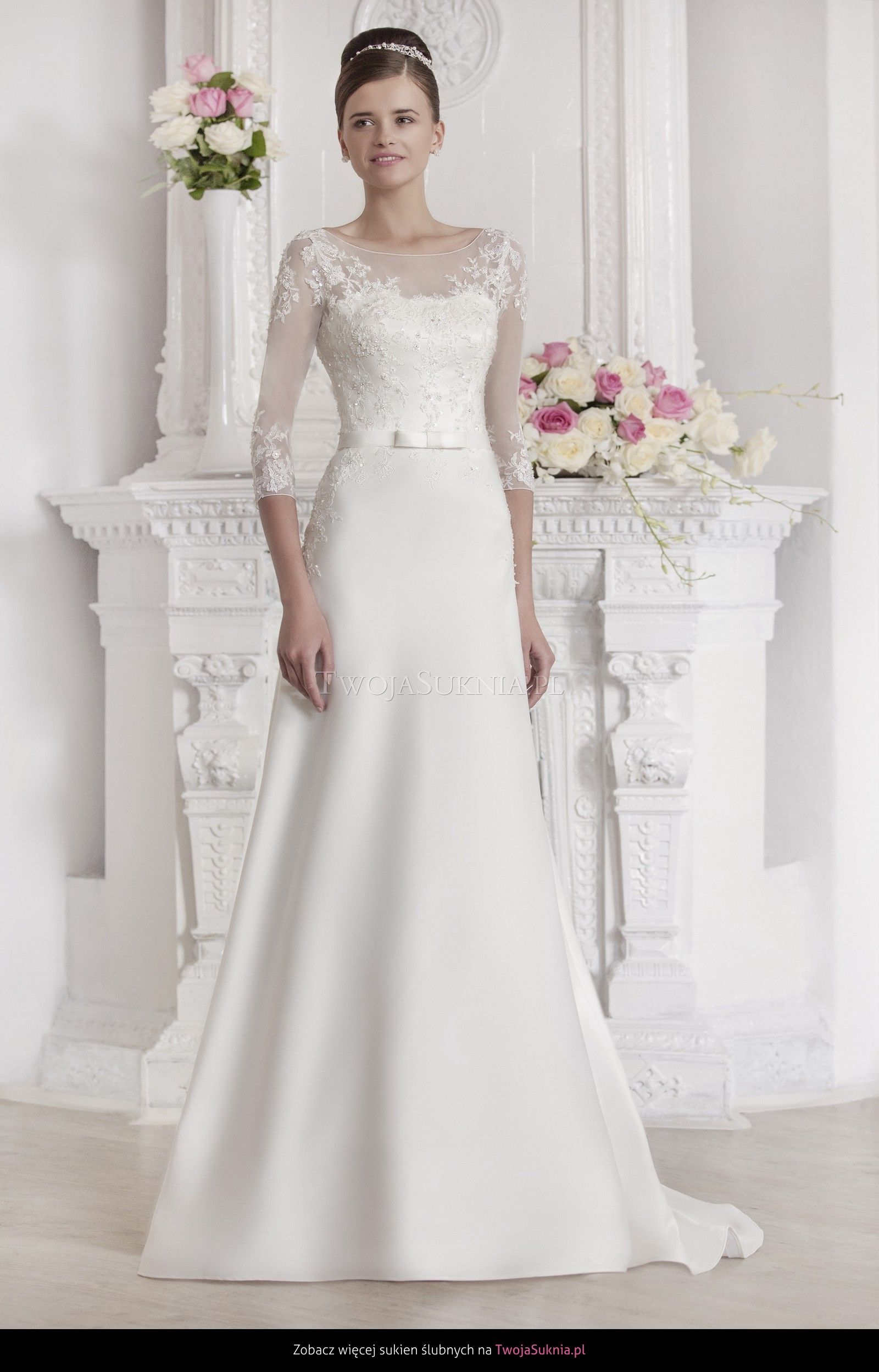 Jarice - Febe - Glamour | Gelin | Pinterest | Glamour, Bridal gowns ...
