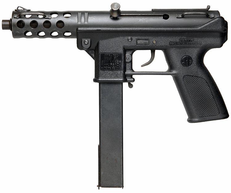 Interdynamic KG-9 / Intratec TEC-9 (1985-1994) Type: Pistol (KG-99