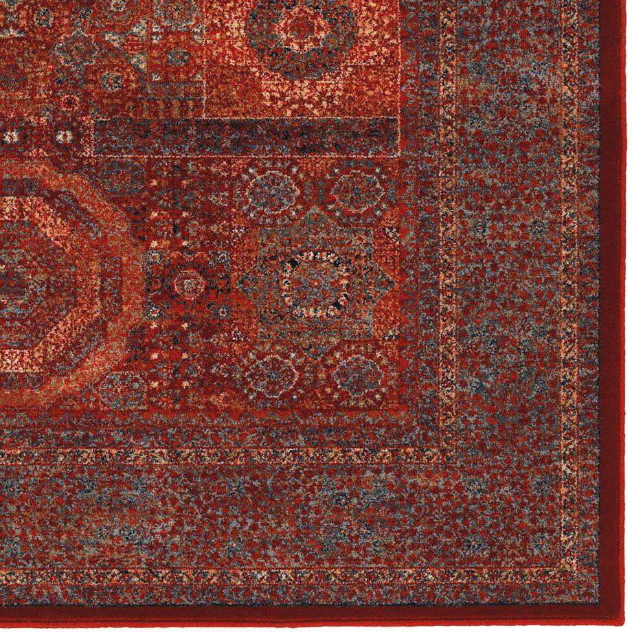 Couristan Mamluken Burgundy Rug Burgundy rugs, Cool rugs