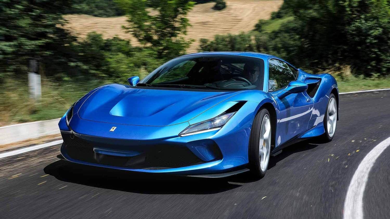 Ferrari F8 Tributo Review Instant Icon In 2020 Ferrari Sports Car