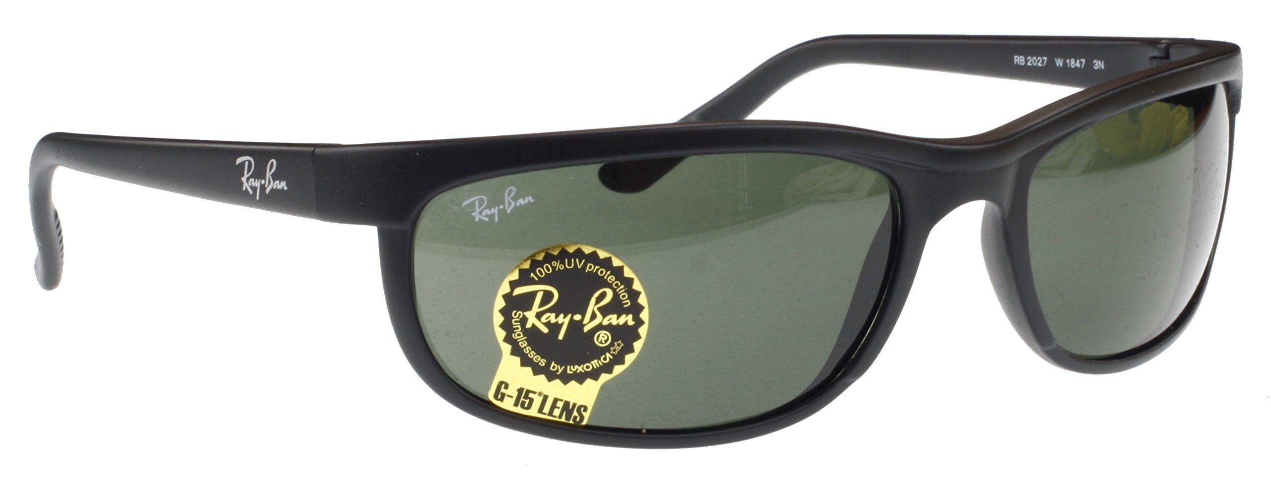 3779bcf960 Ray-Ban Icons Predator 2 Sunglasses