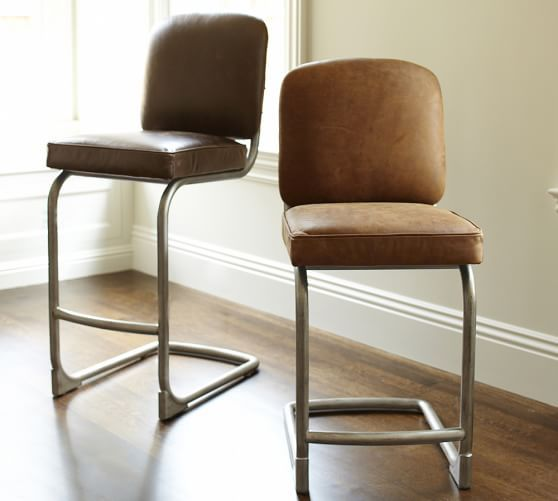 Admirable Archer Barstool Pottery Barn For The Home Modern Pdpeps Interior Chair Design Pdpepsorg