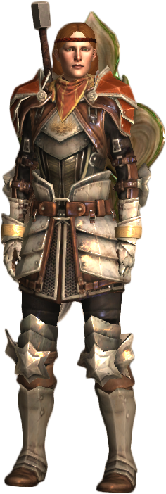 Dragon Age 2 Aveline Guard Captain S Ranked Plate Armor This armor can be obtained in the ruins at the end of the nature of the beast quest. dragon age 2 aveline guard captain