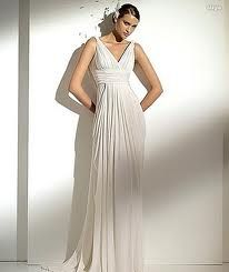 vestidos de novia romanos