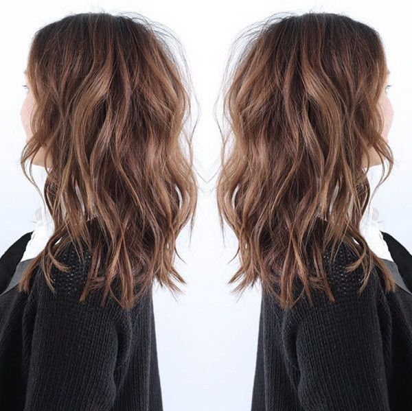 How To Add Hair Volume For Thin Hair Making Ideal Messy Hairstyles Hair Styles Hair Lengths Layered Hair With Bangs