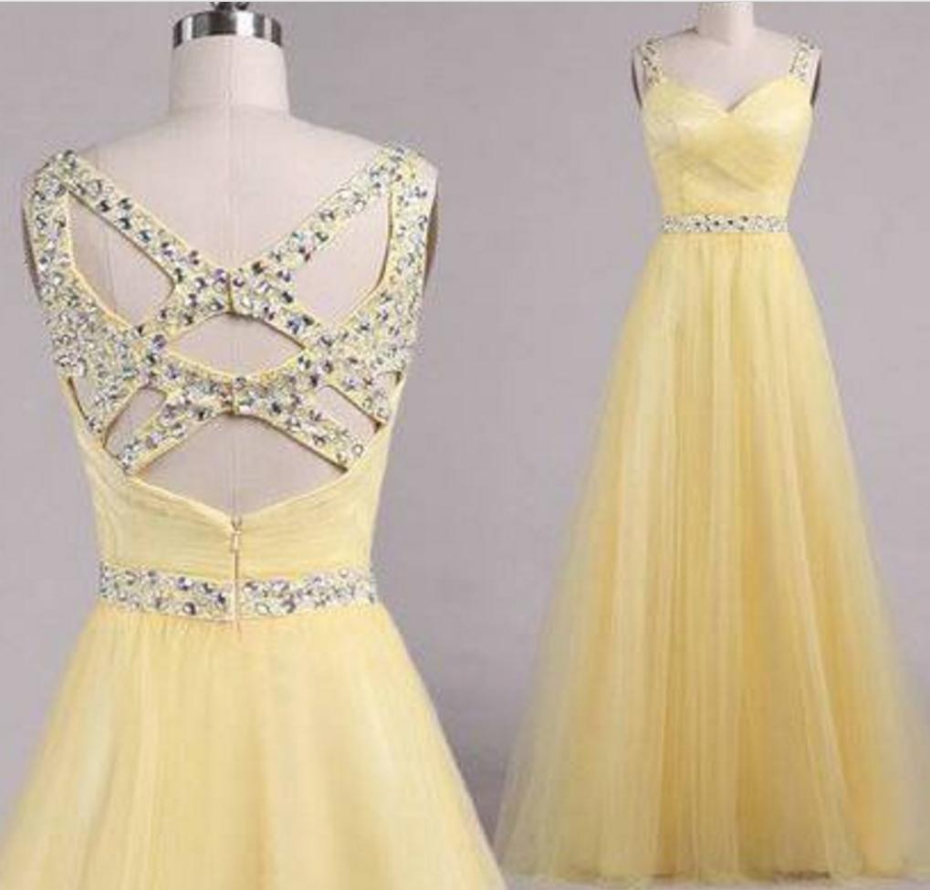 Custom handmade cross back prom dresses promprom promdress