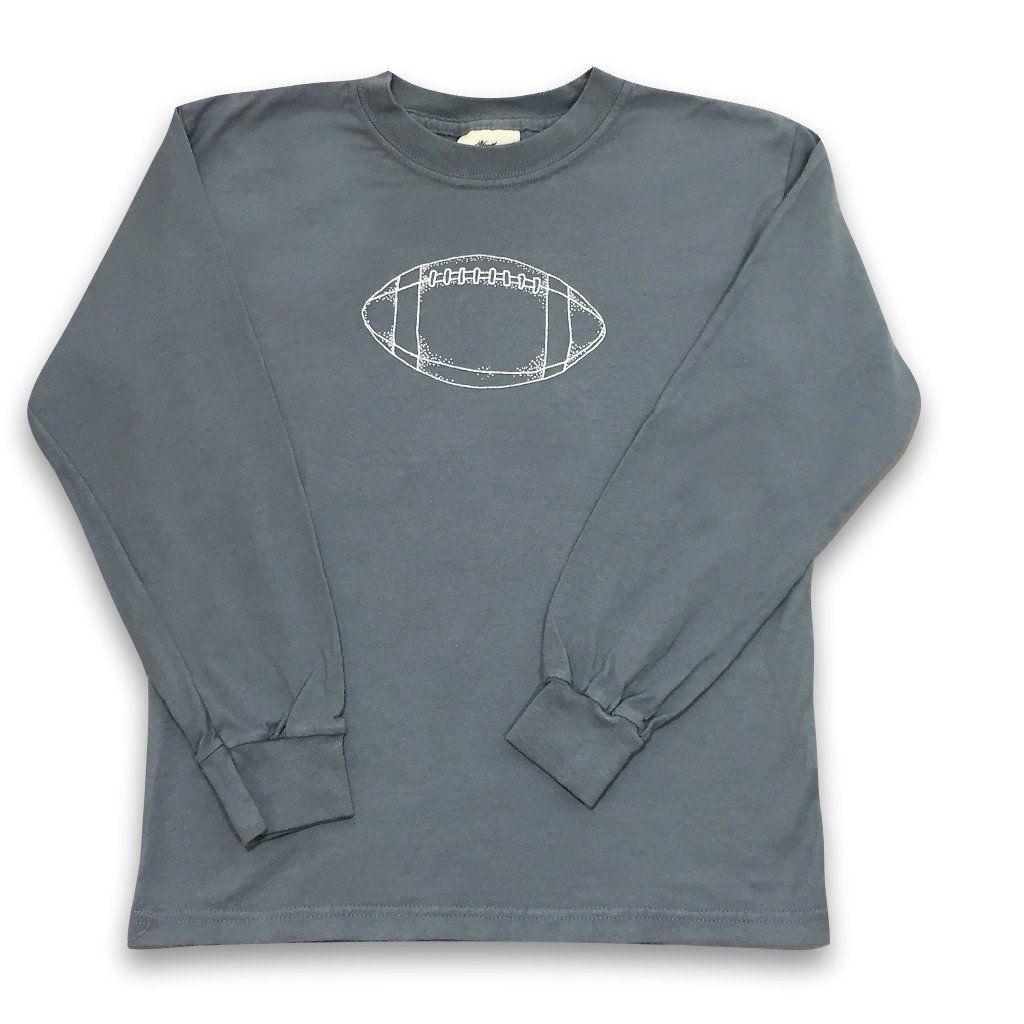 Football Long Sleeve Tee Jeans T Shirt Outfit Long Sleeve