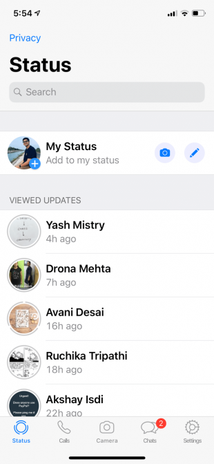 How To Use Whatsapp Status 10 Things You Need To Know