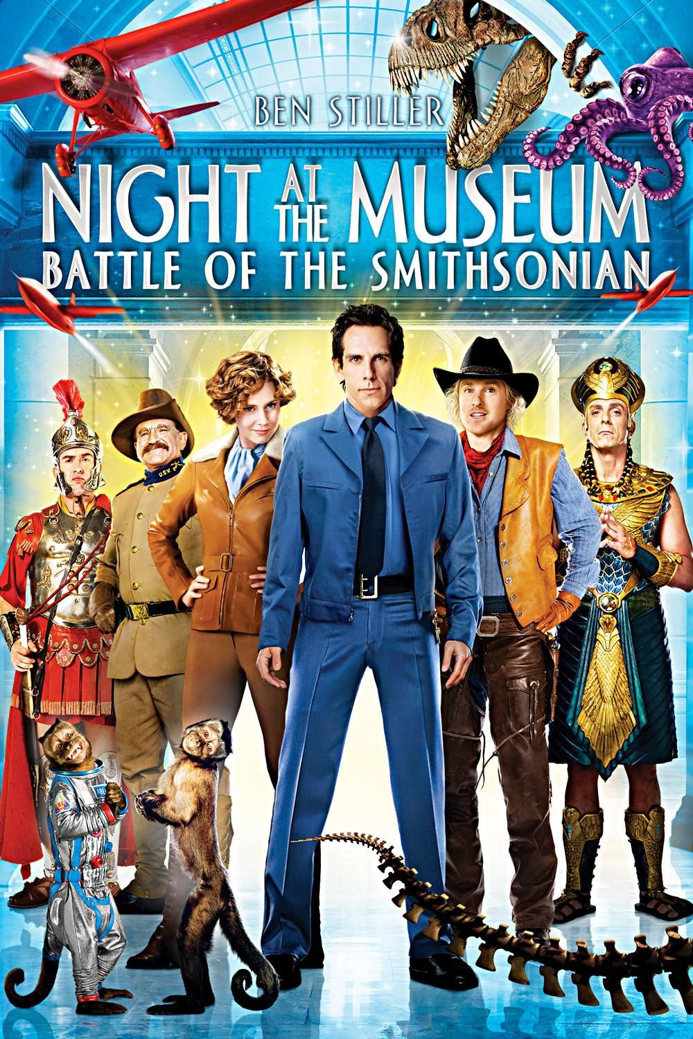 night at the museum download in hindi