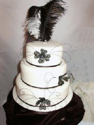 1920 S Cake Ideas With Images White Wedding Cakes 1920s Cake