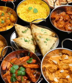 Find authentic indian cuisine stateside at amber indian for Amans indian cuisine menu
