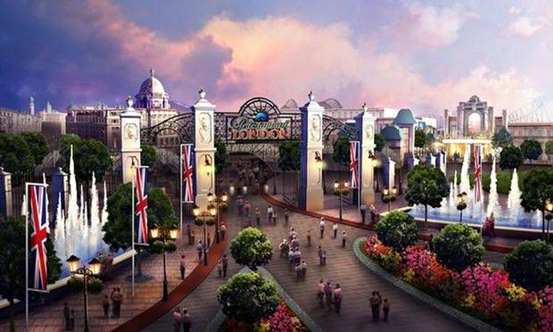 Theme park set to feature Top Gear, Doctor Who and Sherlock to open in 2020 - News - TV & Radio - The Independent
