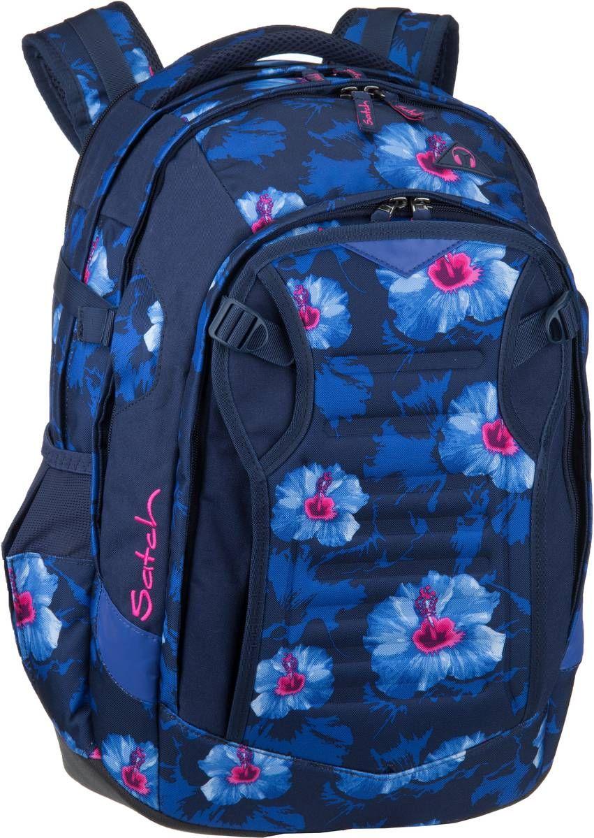 ac80dd48b9e7e Taschenkaufhaus satch satch match 2.0 Waikiki Blue - Schulrucksack   Category  Taschen   Koffer