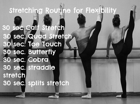 flexibility ☺ ☺  dance♡♡  flexibility workout ballet