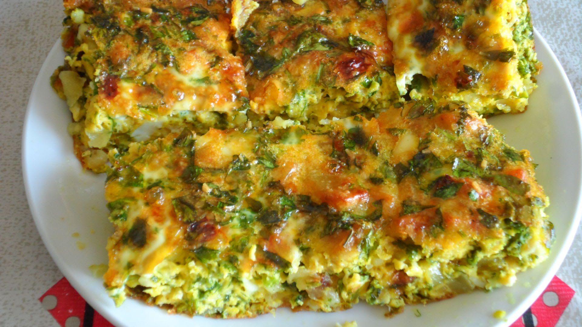 طريقة تحضير طاجين في الفرن بطريقة سهلة وصحية المطبخ التونسي Tajine Tunisien Deilig Mat