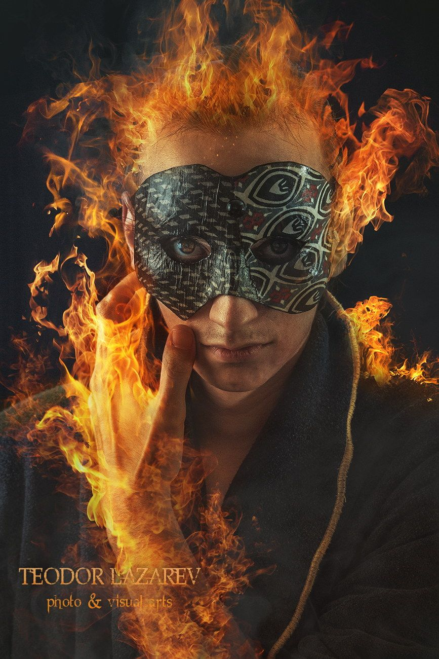 On Fire by Teodor Lazarev on 500px #fire #photography #photoshop
